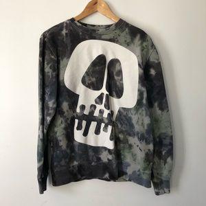 Stussy marbled sweatshirt